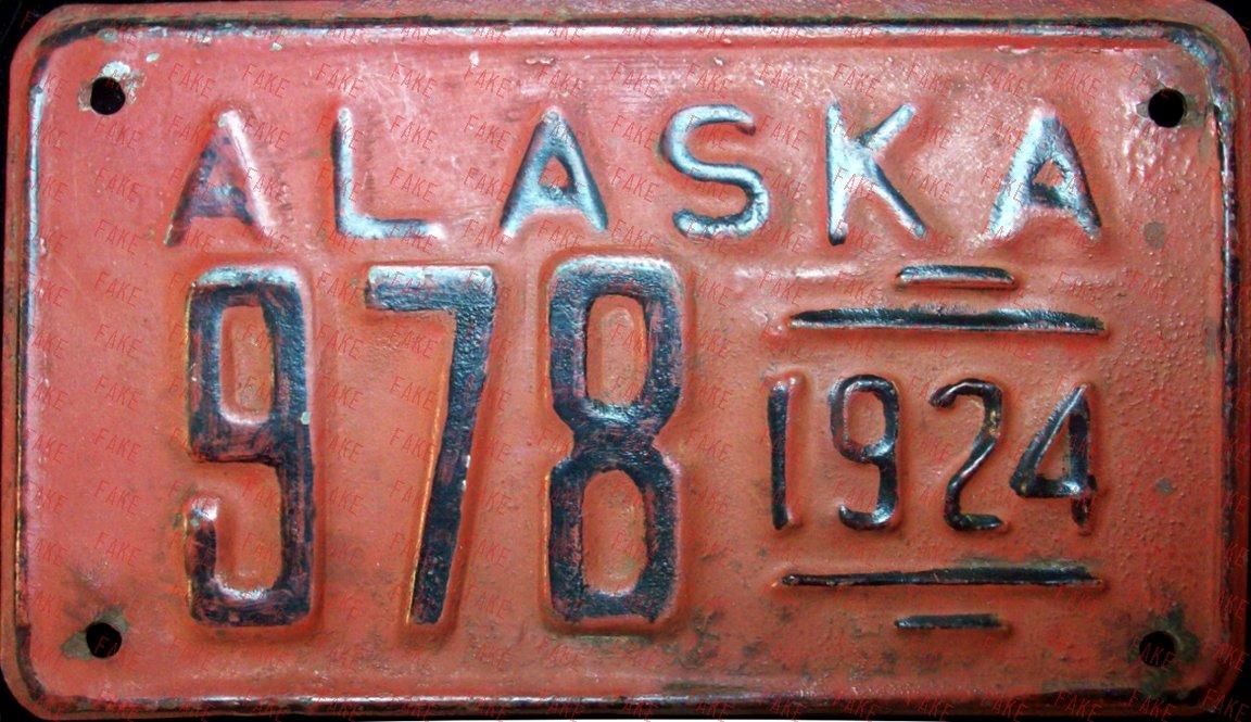 Deceptive and Misleading Plates - Alaska - ALPCA Archives